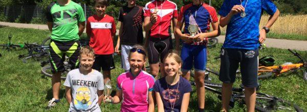 Schulmeisterschaften im Mountainbiken