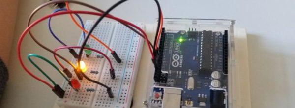 Arduino-Projekt im Schuljahr 2016/17